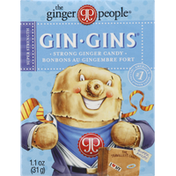 The Ginger People Ginger Candy, Strong, Super Strength