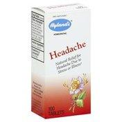 Hyland's Headache, Tablets