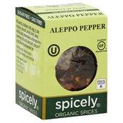 Spicely Organics Pepper, Aleppo