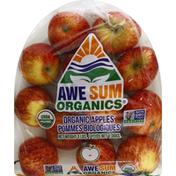 Awe Sum Organics Apples, Royal Gala, Organic