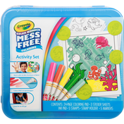 Crayola Coloring Activity Set