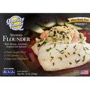 Quality Food Flounder, Stuffed