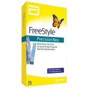 Freestyle Freedom Precision Neo Test Strips