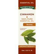 Nature's Truth Essential Oil, 100% Pure, Cinnamon
