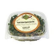 Sinbad Roasted Butternut Squash and Kale Salad