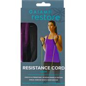 Gaiam Resistance Cord, Light
