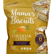 Mama's Biscuits Biscuits, Cheddar Chive