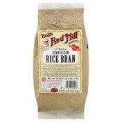 Bob's Red Mill Rice Bran, Stabilized