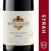 Kendall-Jackson Vintner's Reserve Syrah