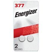 Energizer 377 Batteries, Silver Oxide Button Cell Batteries