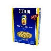 De Cecco Farfalline No.95, Enriched Macaroni Product