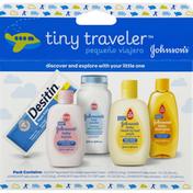 Johnson's Baby Tiny Traveler