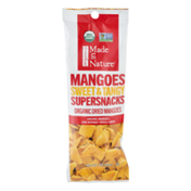 Made in Nature Organic Dried Mangoes Supersnacks Mangoes Sweet & Tangy