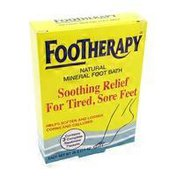 Footherapy Natural Mineral Foot Bath