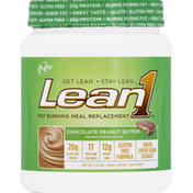 N53 Meal Replacement, Fat Burning, Chocolate Peanut Butter