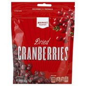 Market Pantry Cranberries, Dried