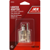 Ace Adapter, Lighted