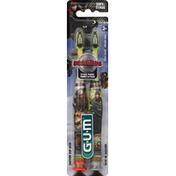 GUM Toothbrush, DreamWorks Dragons, Soft 4060, 3+