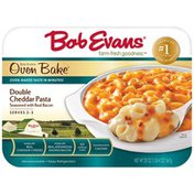 Bob Evans Oven Bake Double Cheddar Pasta