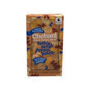 Chobani Cookie Dough Peanut Butter Flavored Super Peanut Blend Nutrient Spread