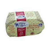 Isigny Sainte-Mère Unsalted Beurre de Baratte AOP Butter
