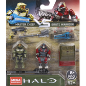 Mega Construx Toy, Master Chief VS Brute Warrior