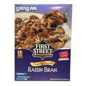 First Street Wheat & Bran Cereal With Raisins & Crunchy Granola