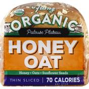 Franz Bread, Honey Oat, Thin Sliced