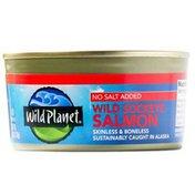 Wild Planet Wild Sockeye Salmon No Salt Added
