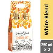 Chateau Ste. Michelle Something Sweet White Wine 2-pack Aluminum Bottle