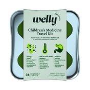 Welly First Aid Welly Children's Travel Medicine Kit