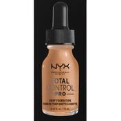 NYX Professional Makeup Drop Foundation, Golden TCPDF13