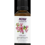 Now Geranium, 100% Pure