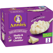 Annie's Shells & White Cheddar Macaroni and Cheese