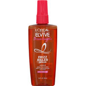 L'Oreal Serum, Leave-In, Frizz Killer, Long Frizzy Hair