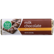 Food Club Milk Chocolate With Almonds