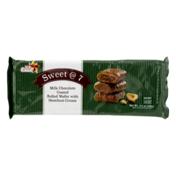 Elite Sweet @ 7 Milk Chocolate Coated Rolled Wafer With Hazelnut Cream