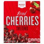 Market Pantry Cherries, Dried, Sweetened