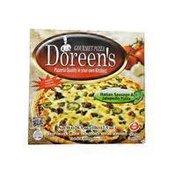 Doreen's Jalapeño & Italian Sausage Pizza