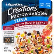 StarKist Tuna, Spicy Rice & Beans, Bold