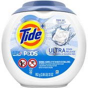 Tide PODS Ultra Stain Release Liquid Pacs Tide PODS Ultra Stain Release Liquid Detergent Pacs
