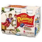 Danimals Super Blueberry Smoothies