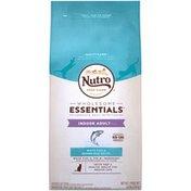 Nutro Wholesome Essentials White Fish & Brown Rice Recipe Indoor Adult Cat Food