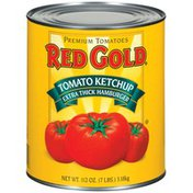 Red Gold Tomato Extra Thick Hamburger Ketchup