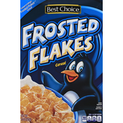 Best Choice Cereal, Frosted Flakes