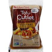 House Foods Tofu, Teriyaki, Cutlet