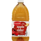 Krasdale Apple Cider, Unsweetened