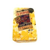 Boar's Head Bold 3-Pepper Colby Jack Cheese