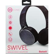 B Iconic Stereo Headphone, Swivel, Wireless