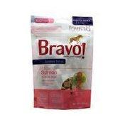 Bravo! Freeze Dried Salmon Dog Treats